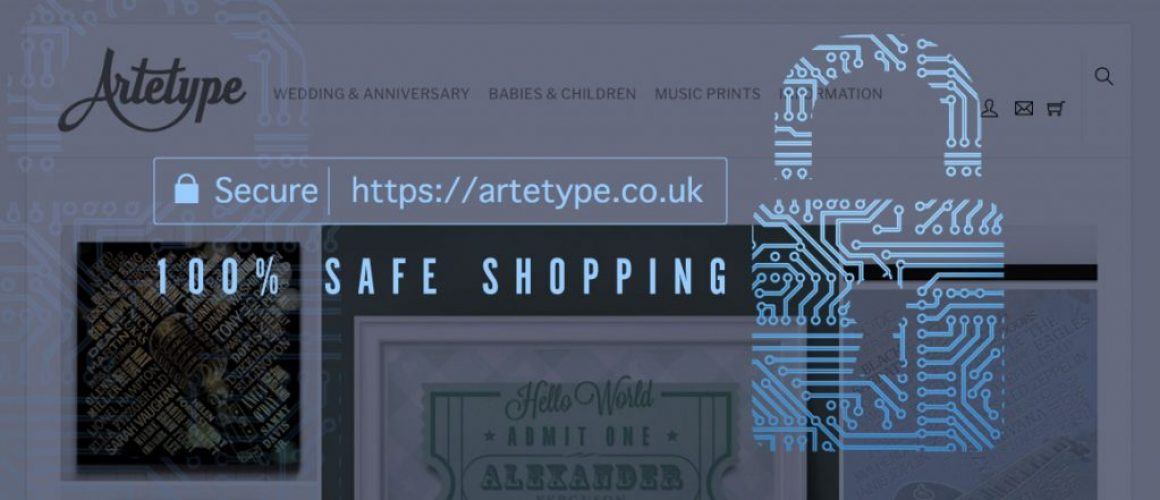 Safe Online Shopping at Artetype